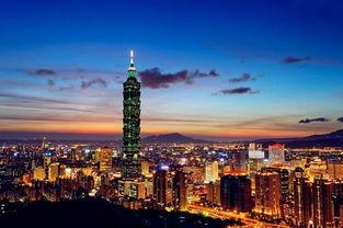 浙江哪里几个城市开通台湾自由行