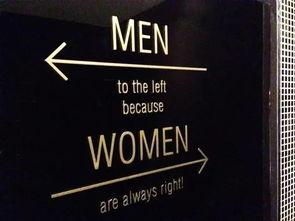 在国外上厕所全靠智商看完这些厕所标志简直笑尿