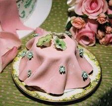 可爱的蛋糕,馋的流口水啊