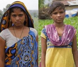 性能力超强 印度女子连生15个女儿 哭求丈夫放其一马