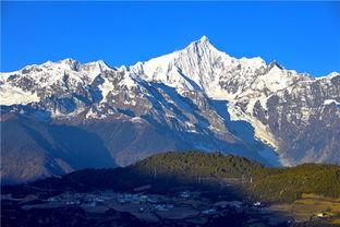 中国有哪些山峰