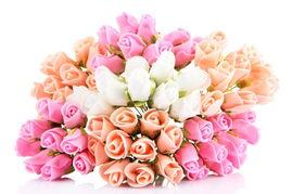 情人节香槟玫瑰图片