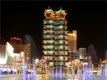 郑州标志:二七纪念塔
