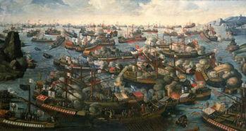 世界历史经典海战之雷班托海战