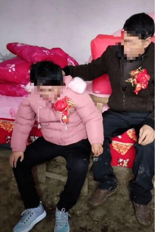 55岁老汉娶20岁智障女孩我希望有个孩子,等不起了