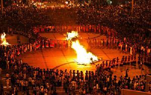 火把节是哪个民族的节日(把节是彝族、白族、纳)