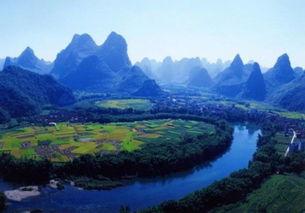 广西不只是桂林 阳朔 这50个隐藏的绝世美景绝对让你Wow
