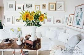 拒绝枯燥的墙壁 让家更有艺术感的墙面装饰