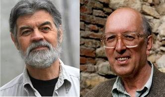 左,johnbriggs;右,f.davidpeat