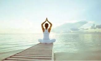 生活中的我瑜伽书法
