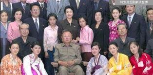 朝鲜的国宝级美女