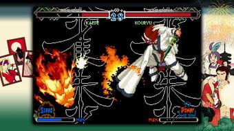 月华剑士2汉化版 单机PC月华剑士2中文汉化绿色未加密版下载 66游戏网