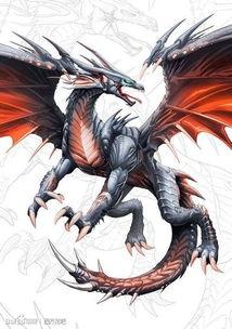 妖精的尾巴之龙化之人 龙化 三 幻龙
