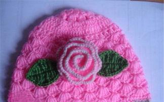 怎样编织宝宝的帽子?