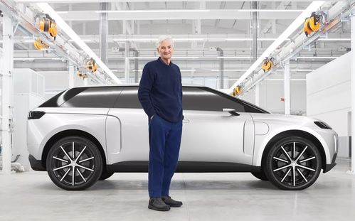 戴森电动车原型曝光,家电老大放弃造车,或将销售固态电池