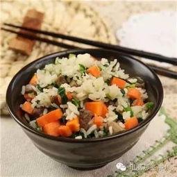 粟米香饭怎么做