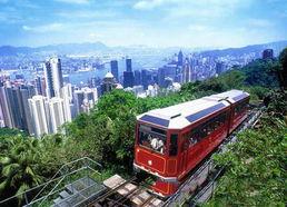 动感之都 香港旅游必去的10大景点