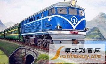 铁路运输股都有哪几个