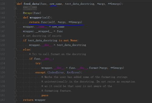 python代码分析