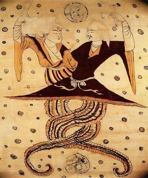伏羲女娲是地球人类的共同祖先绝对震撼