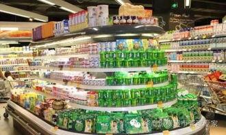 你不得不知的超市商品陈列原则 方法 口诀