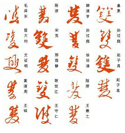 描写书法技艺高超的成语或四字词语