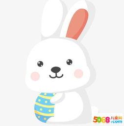 描写小白兔的一段话_描写小白兔的一段话100字