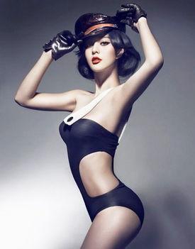 韩媒评选亚洲最美女神TOP10 章子怡垫底