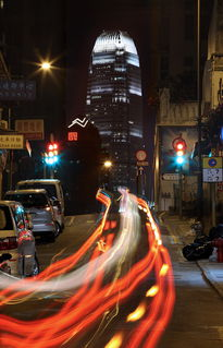 延时摄影的魅力 摄影师记录香港节奏