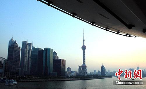 资料图:上海楼市.