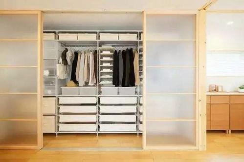 衣柜选择什么颜色