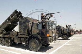 图注:土耳其装备的中国制ws-1多管火箭炮