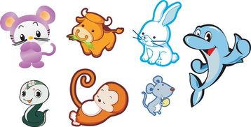 小动物吃食50字作文
