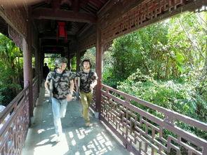 赣州中央公园 野战军
