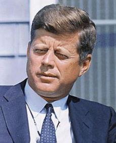 约翰 肯尼迪 1961