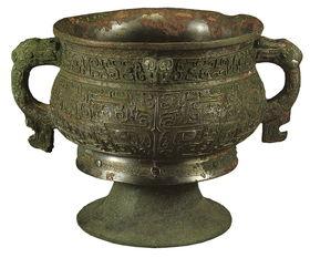 商代青铜器装饰