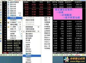 通达信的股票池如何在券商版本上实现