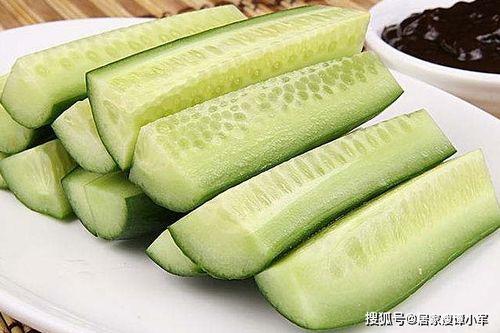 早上只吃黄瓜能减肥吗 吃错5年,怪不得没效果