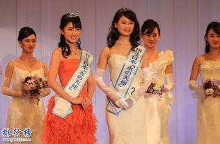 2018日本小姐出炉 市桥礼衣夺冠,曾给东方神起伴舞