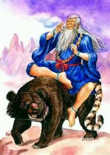 炎黄子孙必须知道的六十个神话传说