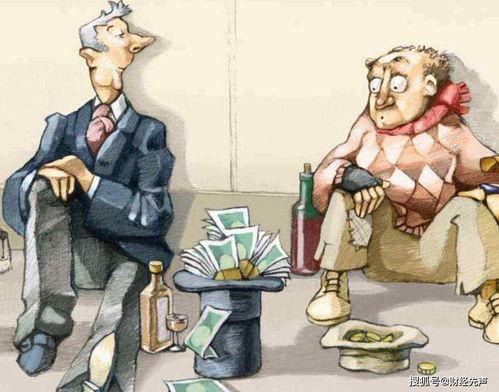 犹太人的富人思维:一个犹太小故事,提升你的赚钱欲望,恍然大悟  恍然大悟的故事内容