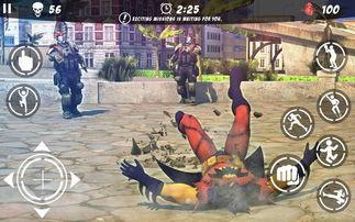 超级英雄城市战争手游下载 超级英雄城市战争安卓版最新下载v1.2