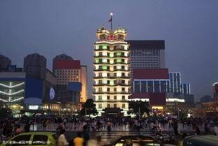 河南郑州二七纪念塔