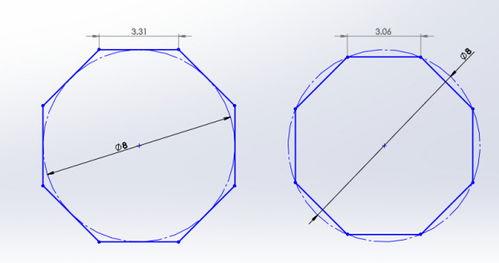 角形 正八 【中学数学】正八角形の面積を三平方の定理で求める方法を解説!