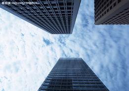 都市商务空间 高楼大厦摄影图 都市商务空间高楼大厦