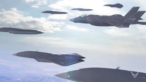 """空军研究实验室发起""""精确实时交战作战识别传感器开发""""(PRECISE)计划,通过多源数据融合提高远程..."""