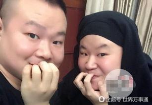 岳云鹏与撞脸的妹子合影相似度高达99真假难辨令人惊呼