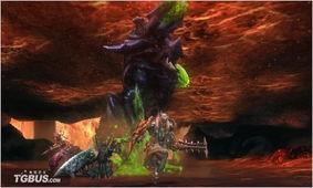 卡普空将在TGS2011提供 怪物猎人3G 试玩