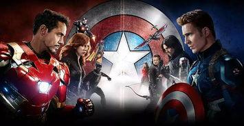 《美国队长3:内战》