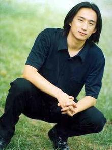 黄磊留长发时的发型最佳男演员全能老爸黄磊发型图片美发街